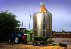 Agrimec. Зерносушилка для масличных, мелкосемянных и зерновых