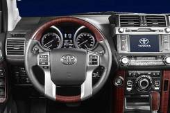 Руль. Toyota Land Cruiser Prado, TRJ150, GRJ150, TRJ150W, GRJ150L, GRJ150W, GRJ151, GRJ151W, GDJ150L, GDJ150W, GDJ151W, KDJ150L Toyota Tundra, UCK56...