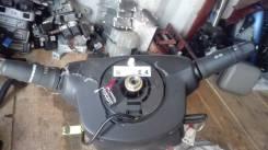 Блок подрулевых переключателей. Nissan Tiida Latio, SNC11 Двигатель HR15DE