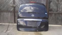 Дверь багажника. Nissan Serena, C25, CNC25, CC25