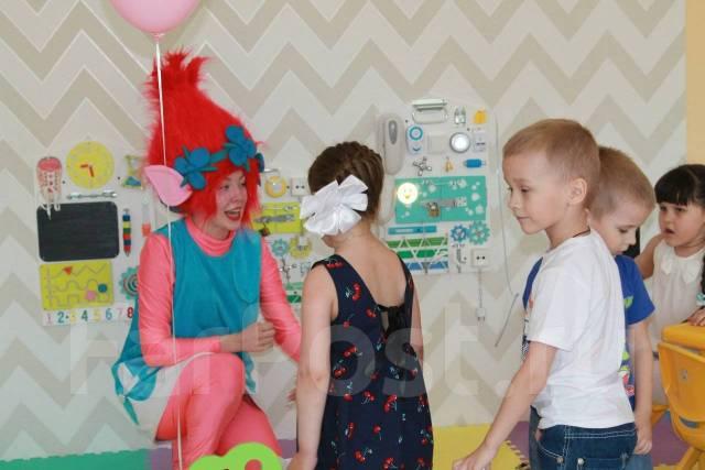 Детский развлекательный центр в Шкода Style! Дни Рождения в нашем ДОМЕ