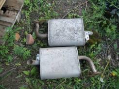 Глушитель. Nissan Teana, PJ31, J31, TNJ31