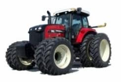 Ростсельмаш Versatile Row Crop 305. Трактор Buhler Versatile 305, 8 300 куб. см.