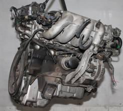 Двигатель в сборе. Mazda: Roadster, Familia, Eunos 100, Lantis, MX-5 Двигатель BPZE
