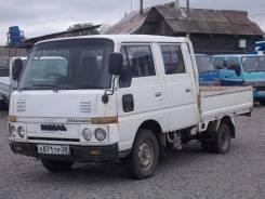 Nissan Atlas. Хороший двухкабинный грузовик по доступной цене., 2 700 куб. см., 1 500 кг.