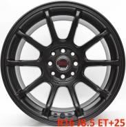 RAYS VOLK RACING ZE40. 8.5x16, 4x100.00, 4x108.00, ET25, ЦО 73,1мм.