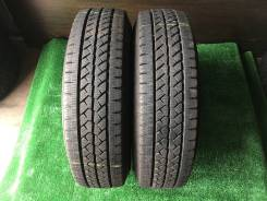 Bridgestone Blizzak VL1. Всесезонные, 2015 год, без износа, 2 шт