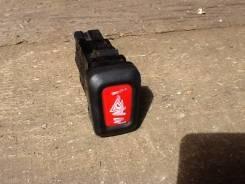 Кнопка включения аварийной сигнализации. Nissan Almera, N16E, N16