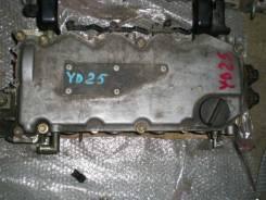 Головка блока цилиндров. Nissan Bassara, JVU30, JVNU30 Nissan Presage, VU30, VNU30 Двигатель YD25DDT