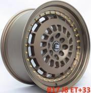 Новые! Zen R17 J8 ET+33 4X100/114.3 [2598]. 8.0x17, 4x100.00, 4x114.30, ET33, ЦО 73,1мм.