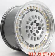 Новые! Zen R17 J9 ET+30 4X100/114.3 [2601]. 9.0x17, 4x100.00, 4x114.30, ET30, ЦО 73,1мм.