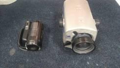 Sony HDR-SR12E. 20 и более Мп, с объективом