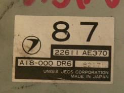 Блок управления двс. Subaru Legacy, BD5, BG5 Двигатель EJ20R
