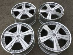 R20 красивые диски Lodio Drive + 285/50R20 Bridgestone Blizzak DM-V2. 9.5x20 5x150.00 ET40