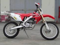Honda CRF 250X. 250 куб. см., исправен, птс, без пробега