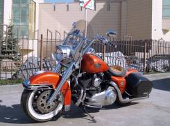 Harley-Davidson Road King. 1 600 куб. см., исправен, птс, с пробегом