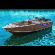 Wyatboat. Год: 2017 год, длина 4,60м., двигатель подвесной, 50,00л.с., бензин
