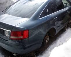 Audi A6. Ауди А6 С6 ПТС