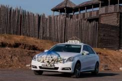 Аренда авто с водителем Mercedes-Benz (Свадьба, Встречи, Бизнес)