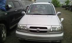 Жесткость бампера. Chevrolet Tracker Suzuki Grand Vitara, TL52, 3TD62 Suzuki Escudo, TL52W, TA52W, TD02W, TD32W, TD62W, TA02W, TD52W Двигатель J20A