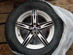 Продается комплект зимних колес. 6.5x16 5x114.30 ET46 ЦО 67,1мм.