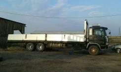 Hino FR. Продается грузовик (фургон) Hino, 17 238 куб. см., 19 290 кг.