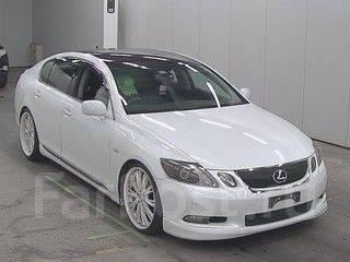 Обвес кузова аэродинамический. Lexus GS350, GRS190, GRS191, GRS196, URS190, UZS190 Lexus GS430, GRS190, GRS191, GRS196, URS190, UZS190 Lexus GS300, GR...