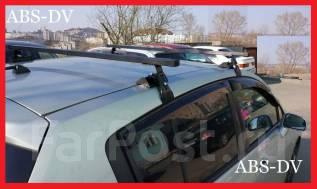 Дуги багажника. Nissan Tiida