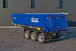 Grunwald. Новый Самосвальный полуприцеп 22 м3, 38 000 кг.