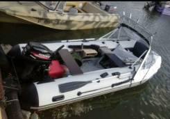 Лодка riverboats 350TT. Год: 2017 год, длина 3,50м., двигатель подвесной, 18,00л.с., бензин
