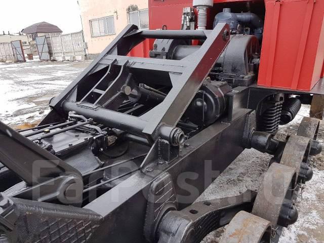 АТЗ ТТ-4. ТТ-4 Трактор трелевочный, 11 000 куб. см.