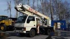 Mitsubishi Canter. Автовышка 17 метров без пробега по РФ . В Наличии, 3 600 куб. см., 17 м.