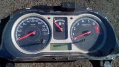 Панель приборов. Nissan Note, E11