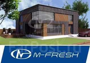 M-fresh Hammer (Проект роскошного просторного дома! Во, как! ). 300-400 кв. м., 2 этажа, 5 комнат, бетон