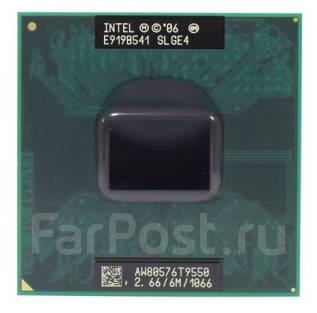 Intel Core 2 Duo T9550