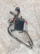 Маслокуллер с переносом фильтра и термостатом для 1Jzgte JZX90 JZX100. Toyota Cresta, JZX90, JZX100 Toyota Chaser, JZX90, JZX100 Toyota Verossa, JZX11...