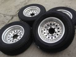Centerline Wheels. 7.0x15, 6x139.70, ET-15, ЦО 110,0 мм.