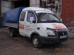 ГАЗ 330232. Продаётся ГАЗель, 2 890 куб. см., 1 500 кг.