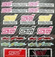 Наклейка. Subaru