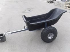 Прицеп для квадроцикла ATV Farmer. Г/п: 300 кг., масса: 70,00кг. Под заказ