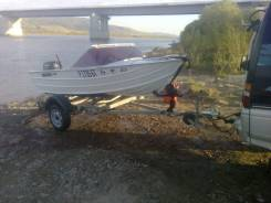 Commander Boats. Год: 1989 год, длина 3,70м., двигатель подвесной, 15,00л.с., бензин