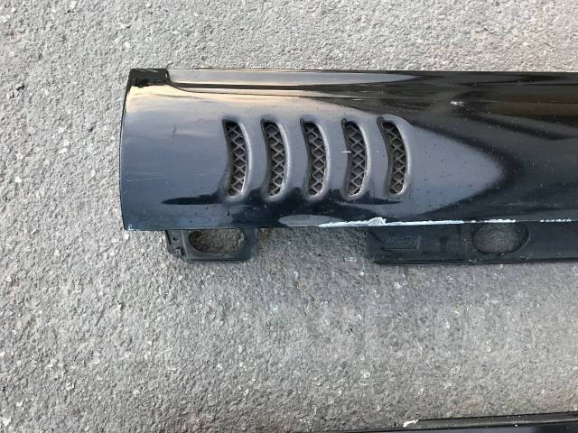 Порог пластиковый. Mercedes-Benz S-Class, W221