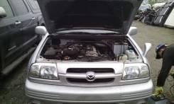 Крепление капота. Chevrolet Tracker Suzuki Grand Vitara, TL52, 3TD62 Suzuki Escudo, TL52W, TA52W, TD02W, TD32W, TD62W, TA02W, TD52W Двигатель J20A