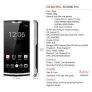 Oukitel K10000 Pro 4G, 3/32, сканер отпечатка, Гарантия 1 год. Новый. Под заказ