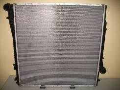 Радиатор охлаждения двигателя. BMW X5, E53 Двигатели: N62B48, M57D30T, M54B30, M62B44T, N62B44