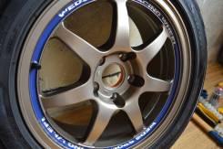 Weds Sport SA-70. 7.0/8.0x16, 5x114.30, ET33/33, ЦО 73,1мм.
