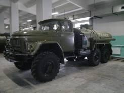 ЗИЛ 131Н. Автотопливозаправщик ЗиЛ-131Н, 6 000 куб. см., 4,40куб. м.