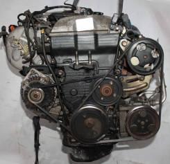 Двигатель в сборе. Mazda Premacy, CP8W
