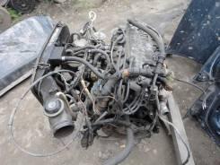 Двигатель в сборе. Honda Civic, EF3, EF2 Двигатель ZC