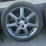 Оригинальные диски Honda с резиной. x17 5x114.30 ET55